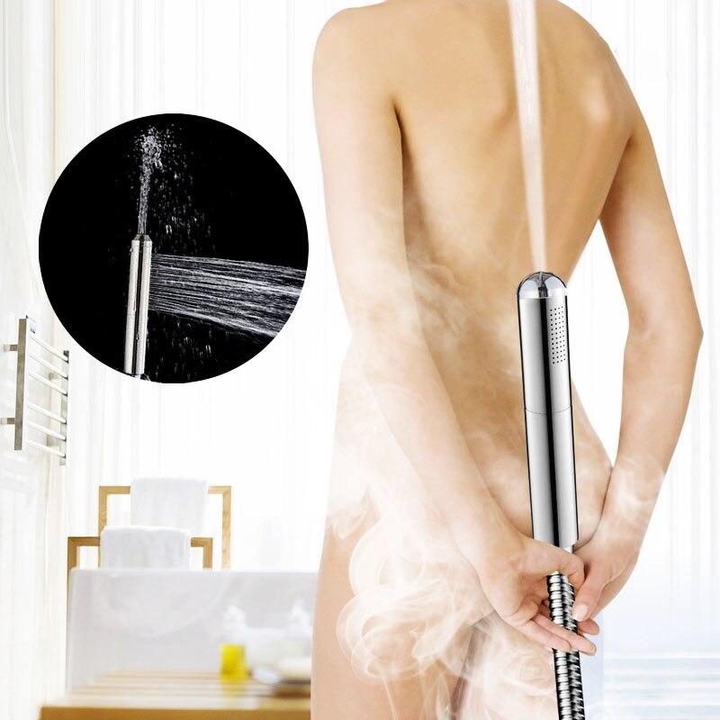 Modun Stainless Steel Handheld Hygienic Shower Portable Bidet Sprayer Gun Household Spray Toilet Bidet Tap Douche Bidet Faucet